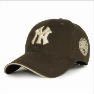 Men Women Boy Adjustable Baseball Hat Outdoor Sport Hip-Hop Snapback Sun Cap
