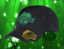 New Guinness Beer Lager shamrock Snapback Men's Bottle Opener Hat Cap