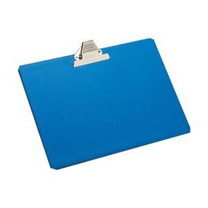 Clipboard Single PVC A3 Blue 4207-01