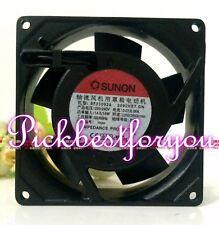 SUNON SF23092A 2092HBT.GN aluminum frame AC cooling fan #MT74 QL