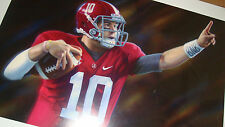 """Alabama Giclee Print: """"Overcoming Adversity"""" by Daniel Moore (Only 250) McCarron"""