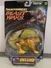 Transformers Beast Wars Fox Kids Deluxe Cheetor MOC