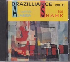 LAURINDO ALMEIDA / BUD SHANK - brazilliance vol. 2 CD