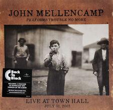 John Mellencamp - Performs Trouble No More Live 2003 Vinyl LP NEW/SEALED 180gm