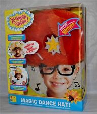 Brand new sealed in factory box Yo Gabba Gabba DJ Lance Music Magic Dance Hat