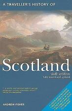 Traveller's History of Scotland by Andrew Fisher (2009, Paperback)