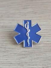 ⚕️ Pin's broche médecine neuf médecin samu ambulance urgence infirmier