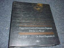 1995 FORD MUSTANG PROBE LTD F-150 ENGINE EMIS MANUAL