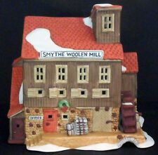 Dept 56 - Smythe Woolen Mill - #65439 - Limted Edition #6893 New England Village