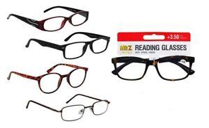 Reading Glasses Mens Womens Style Reader Lens 1.5 2.0 2.5 3.0 Fashion Unisex UV