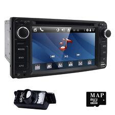 "For Toyota Universal RAV4/Camry/Corolla 6.2"" Double 2 Din HeadUnit DVD Radio GPS"