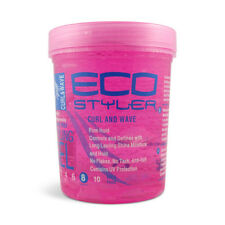 Eco Styler Curl and Wave Firm Hold Styling Gel Long Lasting Shine & Hold 710 ml