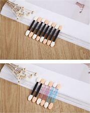 3Packs = 30PCS Makeup Disposable Eye Shadow Eyeliner Brush Sponge Nib Applicator