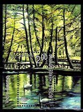 SELLOS TEMA EUROPA BOSNIA 2001  HB 1v. EL AGUA