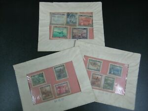 Indonesia Early Stamps Pack. MNH Seal