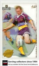 Darren Lockyer Modern (1970-Now) Era NRL & Rugby League Trading Cards
