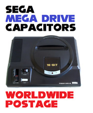 Sega Mega Drive Model 1 Capacitors / Complete 39 x Cap Kit / Repair Kit