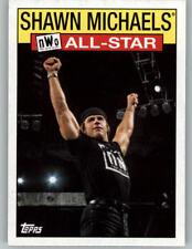 2016 WWE Heritage NWO/WCW All Star #18 Shawn Michaels
