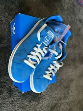 Rare Adidas Stan Smith Bluebird? Blue Suede Only Pair On eBay UK 9  US 9.5 BNWT