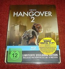 Hangover 2 *Blu - Ray Steelbook* / German / Brand New / Factory Sealed!!