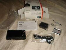 NEW in Box - Sony Cyber-Shot DSC-W800 20.1 MP Camera - BLACK - 027242877115