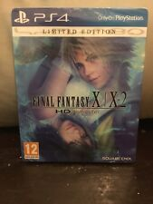 Final Fantasy X/X-2 HD Remaster Edición Limitada PS4