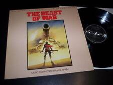 "Mark Isham ""The Beast Of War (Original Motion Picture Soundtrack)"" LP A&M Rec."