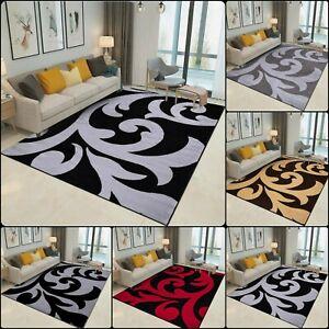 New Modern Home Decor Area Rugs Large Small Living Room Carpet Runner Floor Mats