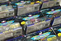 STAR TREK MICRO MACHINE SHIPS SETS - ALL CARDED !!!