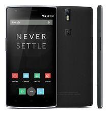 Uno più uno Smartphone Slim 1+ in colore Nero - 64 GB-BUONE CONDIZIONI