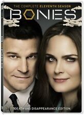 Bones: The Complete Eleventh Season [New DVD] Boxed Set, Dolby, Dubbed, Subtit