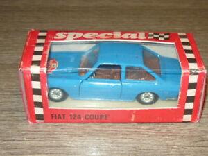 MERCURY FIAT 124 1200 COUPE' SCALA 1/43 con reprobox omaggio