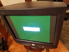 """Dell P1130 21"""" CRT Monitor Very little use..."""