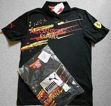 Ferrari Polo Shirt Fernando Alonso PUMA Official Product Small