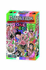 2015 Limited Edition //One Piece Wanted Poker Playing Cards Figure Toy Gift New