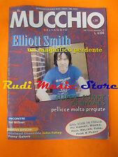 Rivista MUCCHIO SELVAGGIO 332/1998 Elliott Smith Super Furry Animals  No cd