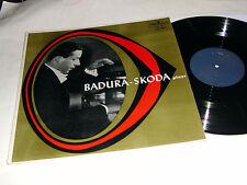 BADURA-SKODA Plays MONO WESTMINSTER LP XWN-18893 VG++