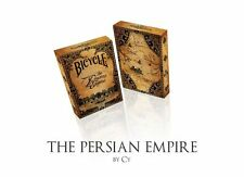 The Persian Empire Playing Cards branded by Bicycle