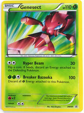 Pokemon Black and White Genesect BW99 Holo Foil Promo Card