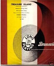Treasure Island -1950 Original Movie Soundtrack 10' LP