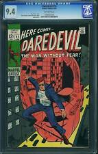 CGC (MARVEL) DAREDEVIL  51 NM 9.4 1969 B.SMITH, TV SERIES?
