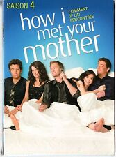 HOW I MET YOUR MOTHER - Intégrale de la Saison 4 - Coffret  3 boitiers slim