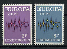 Luxembourg 1972 SG#890-1 Europa MNH Set #A72305