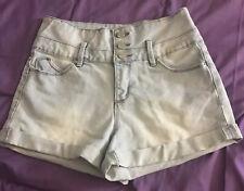 YMI WannaBettaButt? Women's Sz 7 Mini Short Jeans