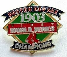 BOSTON RED SOX 1903 FIRST WORLD SERIES COLLECTORS PIN