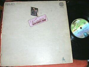 SENSATIONAL ALEX HARVEY BAND   -      Framed,        1973 UK LP