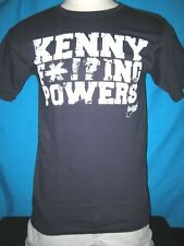 """Eastbound & Down """"KENNY F*!?ING POWERS""""  Mens T-shirt FREE SHIPPING!"""