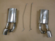 OBX Axleback Exhaust for 1994-1998 Porsche 993/991 Dual Rear section