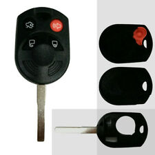 Flip Folding Remote Key Shell Case 4 Buttons For FORD Expedition 03-12 11