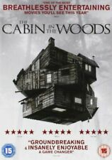 The Cabin In The Woods [2017] (DVD) Chris Hemsworth, Jesse Williams Gift Idea
